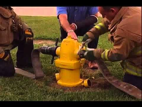 Saw this on Shark Tank! Amazing invention! Also made a smaller version for the traditional garden hose faucet.