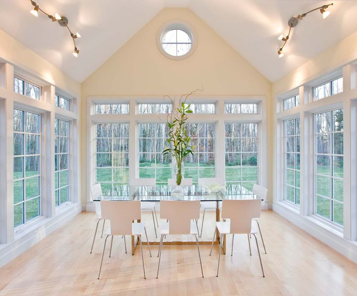Best 25 sunroom dining ideas on pinterest rustic for Sunroom dining room ideas