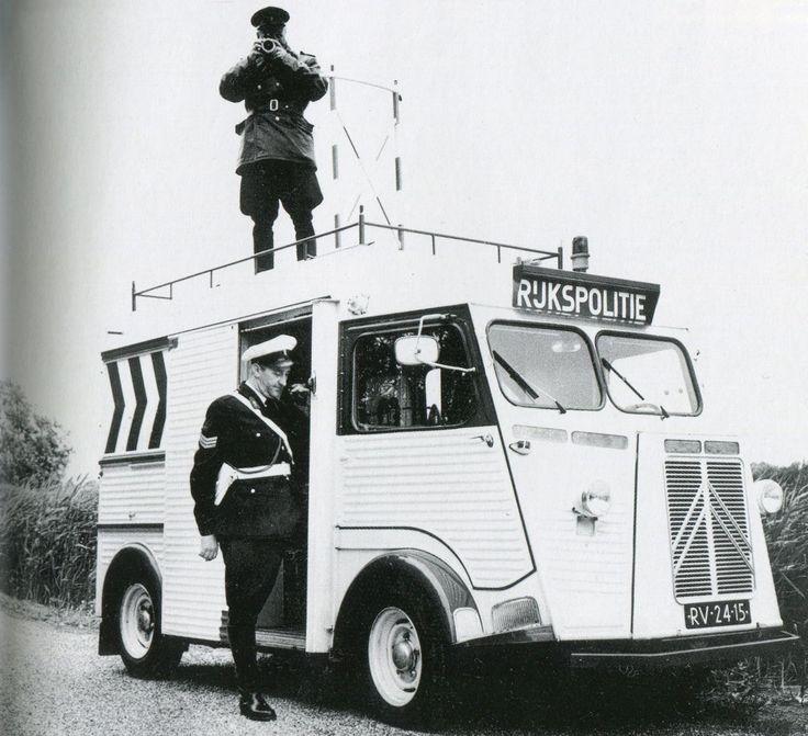 H Van Police_