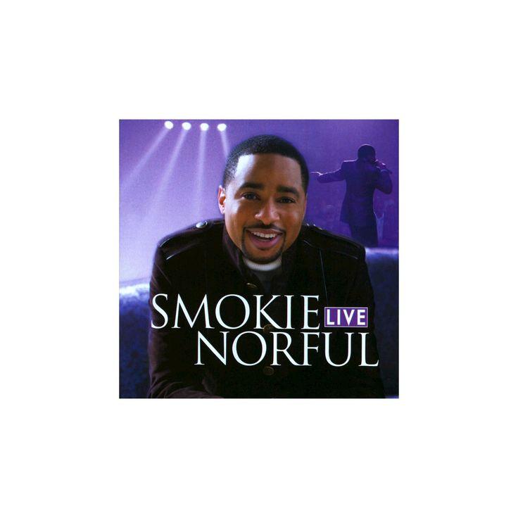 Smokie Norful - Live (CD)