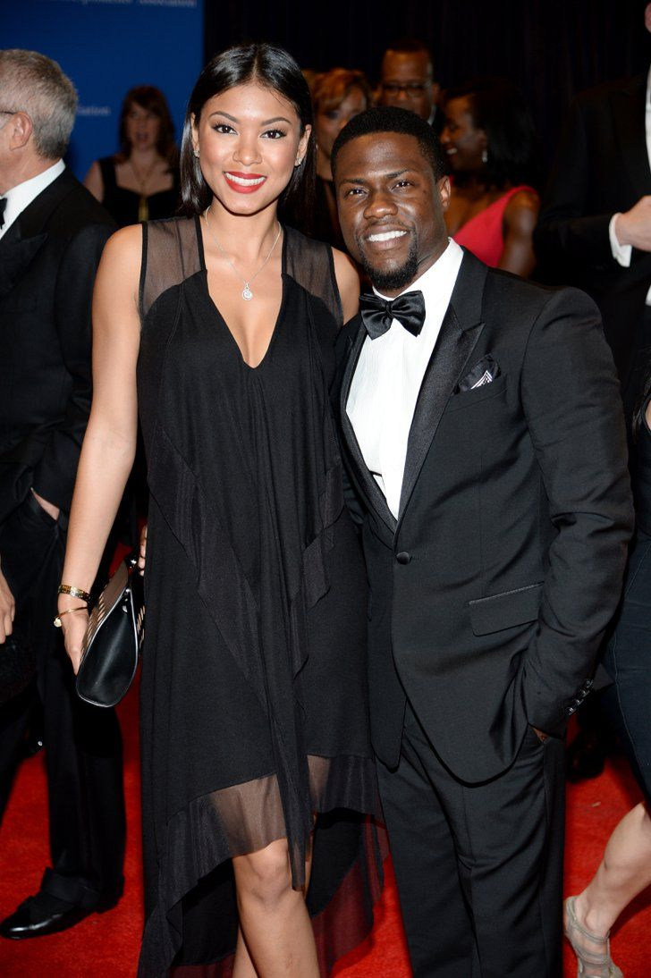 Pin for Later: 26 Photos That Will Make You Wish You Were Kevin Hart and Eniko Parrish