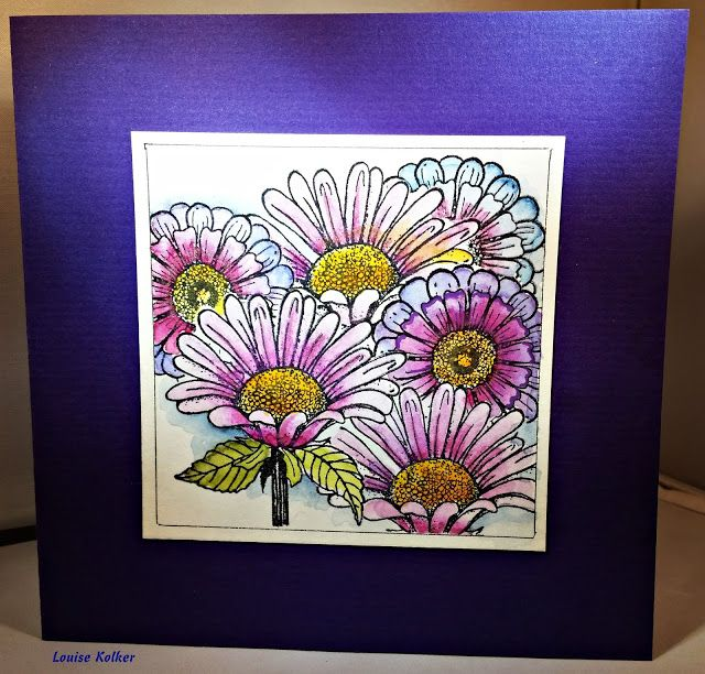 Follow me on my Art Journey: Big Flowers