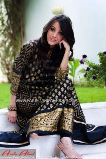 Spring Summer Casual Wear Collection 2013 by Aysha Anees
