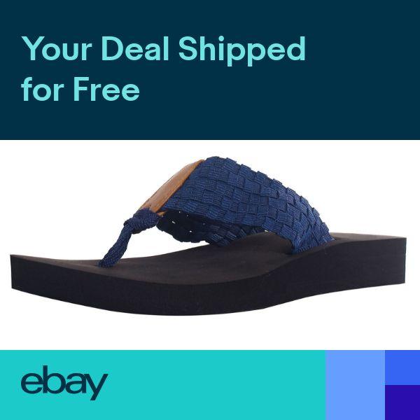 Women Summer Flat Flip Flops Casual Beach Slippers Sandals Shoes