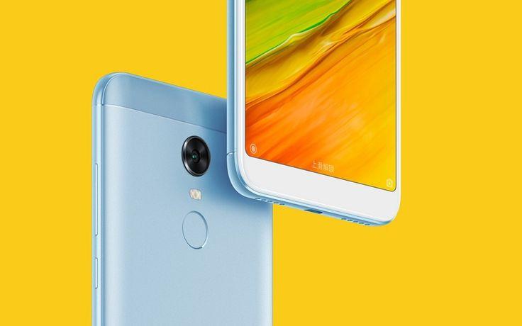 Xiaomi's Redmi 5 Bargain has 18:5 Screens | Chinese Smartphones