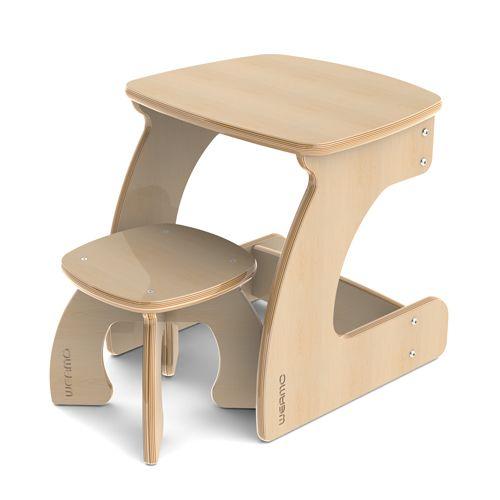 WEAMO Mini Table for One, ได้โต๊ะทำงานที่บ้านแบบนี้ ก็โอเคนะ ^__^