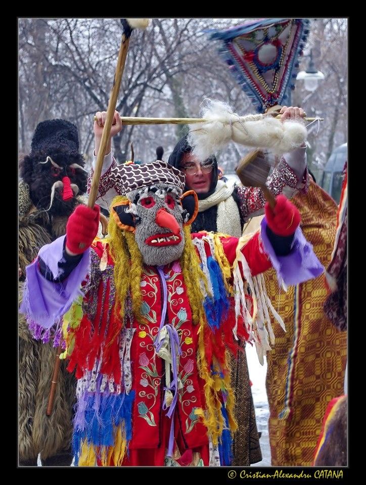 Chrismas tradition Via Clipe-hoinare Facebook Page