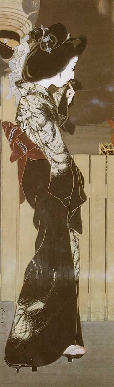 梶原 緋佐子 Kajiwara Hisako (1896-1988)