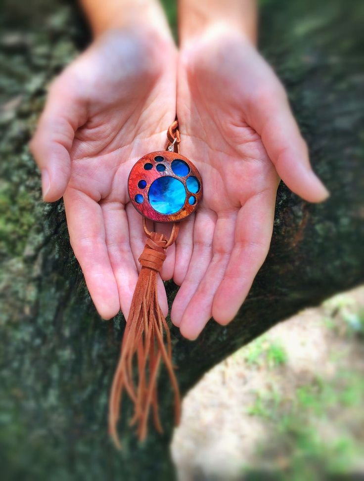 Ocean Music Necklace | Berimbau Necklace | Capoeira Necklace | Blue Necklace | Blue Jewelry | Capoeira Jewelry | XL by VioletaRoots on Etsy https://www.etsy.com/listing/223877866/ocean-music-necklace-berimbau-necklace
