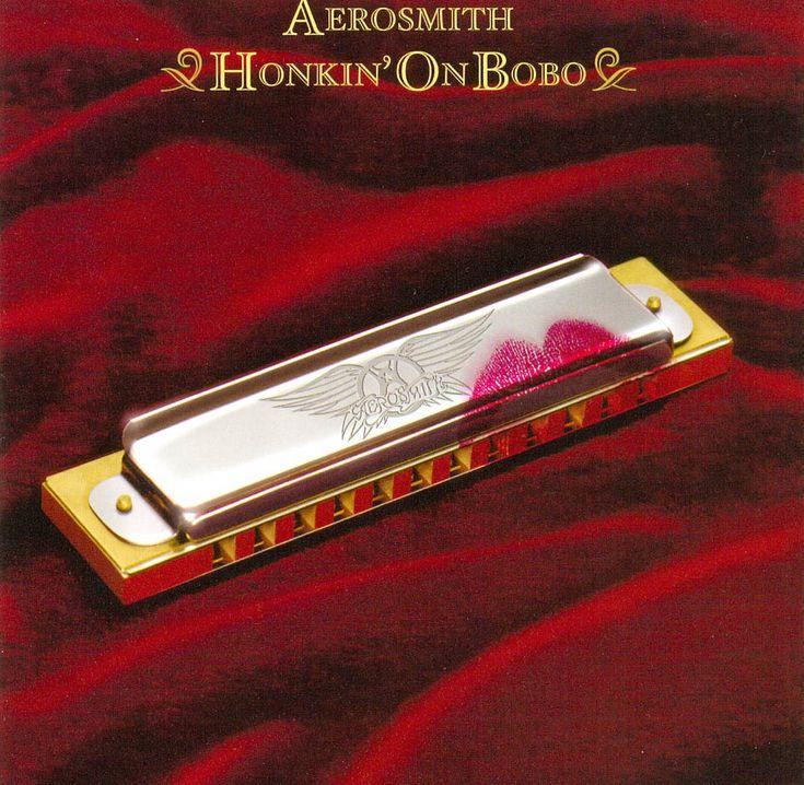 Aerosmith - Honkin' on Bobo | Music to my ears | Pinterest