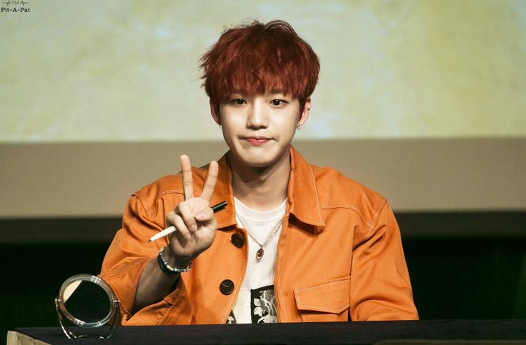 Im Youngmin - GS fresh 171026 Cre : Pit-A-Pat
