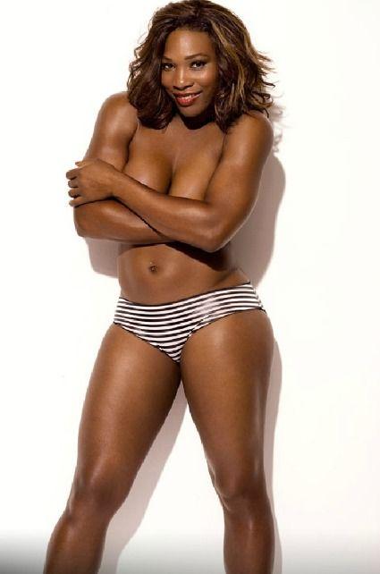 Serena Williams is a rapper too? Not too shabs!