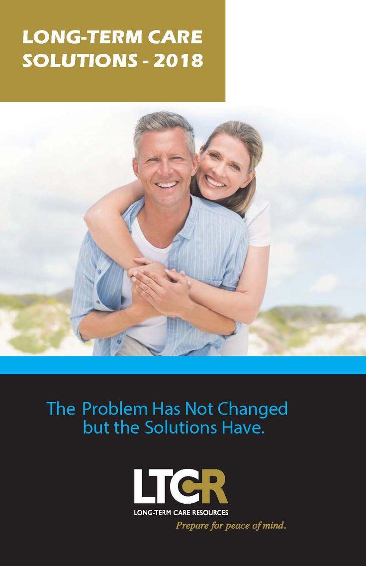 LongTerm Care Solutions Kit Long term care insurance