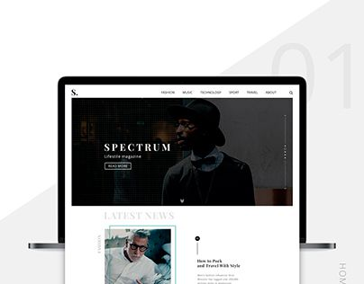 "Check out new work on my @Behance portfolio: ""SPECTRUM magazine"" http://be.net/gallery/52026699/SPECTRUM-magazine"