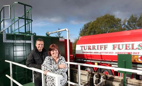 Turriff Fuels SIgn Up to Fuel Accreditation Scheme