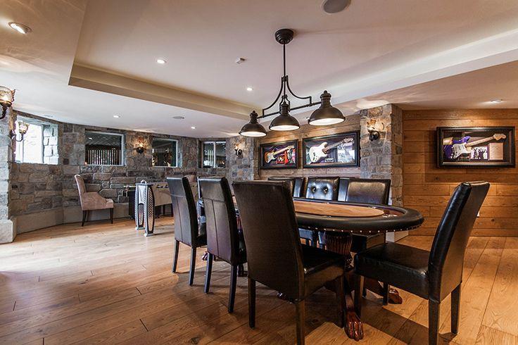 Surrey, Basement Pool, House Styles