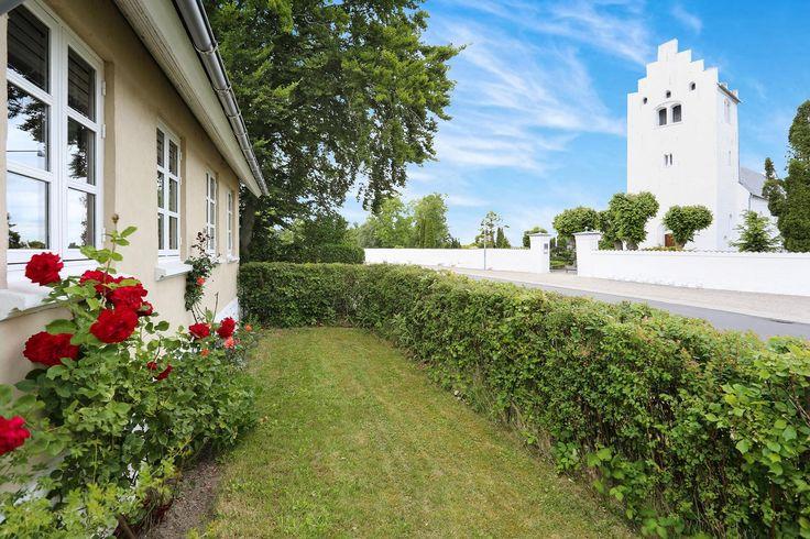 Villa på Tåstrupvej i Store Merløse - Ejendommen