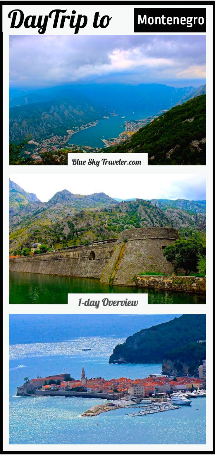 A daytrip visit to the country of Montenegro seemed like a must while staying in Dubrovnik, Croatia in order to see the UNESCO Bay of Kotor and discover Eastern Europe's secret vacation getaway.