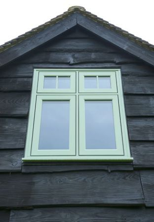 Residence 9 Timber alternative flush fitting upvc windows are now available at www.budgetupvc.co.uk made to measure and supply only to the window trade & Public