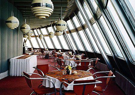 Retro Retreat: 1960s space age Hotel Jested in Liberec, Czech Republic
