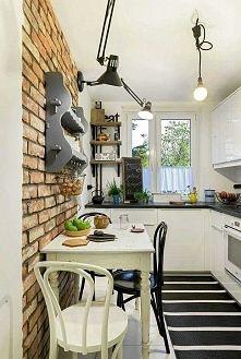 Zobacz zdjęcie wąska kuchnia