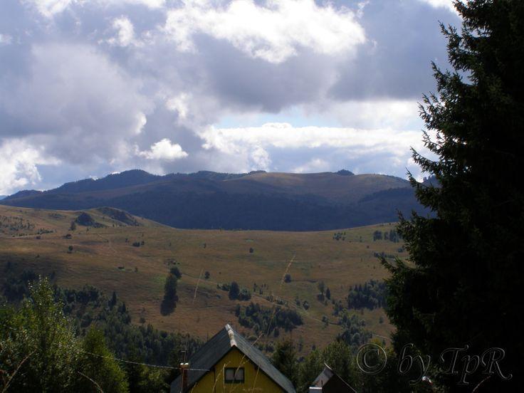 Muntele Baisorii, Cluj County, Romania