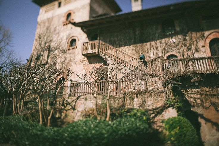 Italy Wedding Photographer // Michela & Trevor