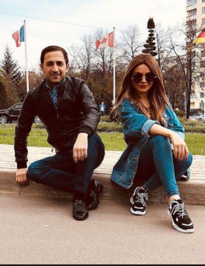 Turkan Velizade Ve Perviz Bulbule Fashion Style Hipster