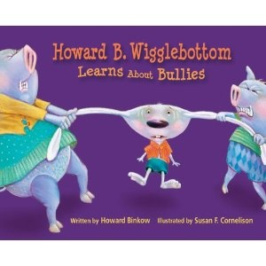 """""""Howard was being bullied at school. His intuition told him to let the teacher know. Instead he chose different strategies and they all failed. He finally told the teacher and she took action to make him feel okay and safe. Tips and Lessons are included."""" By Howard Binkow. Ages 5+."""