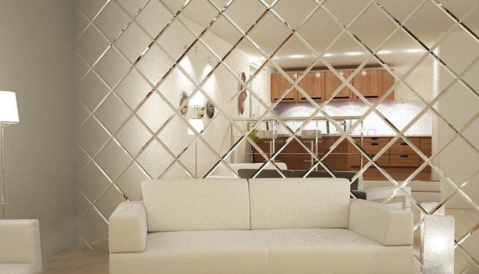 - 5 Smart Ways To Use Mirrors In A Small Home or Apartment -  #decoratingwithmirrors #designideaswithmirrors #mirrors #usemirrors