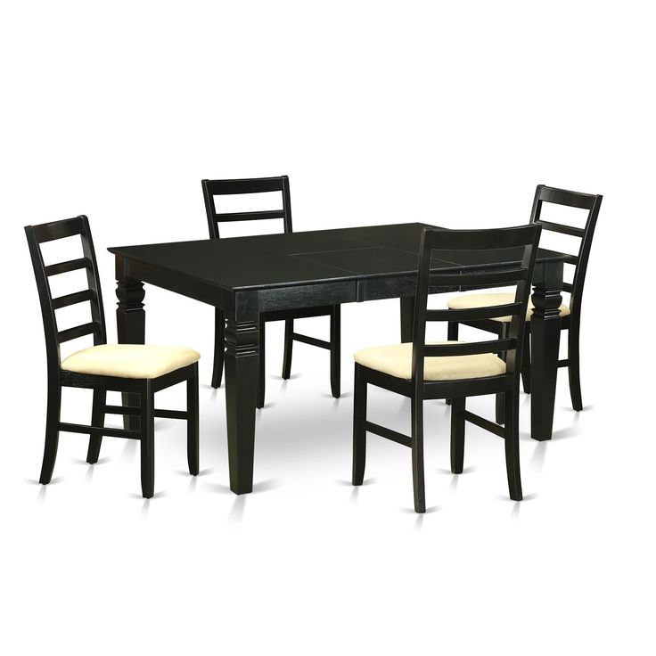 small black kitchen dining set table sets piece tables room furniture