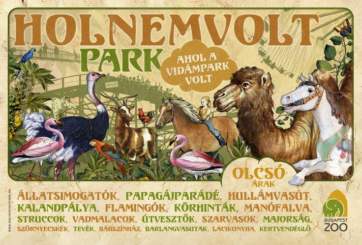 A Holnemvolt Park a Fővárosi Állat- és Növénykert új családi szabadidőparkja, amely 2014. április 29-én nyitotta meg a volt Vidámpark helyén kapuit.
