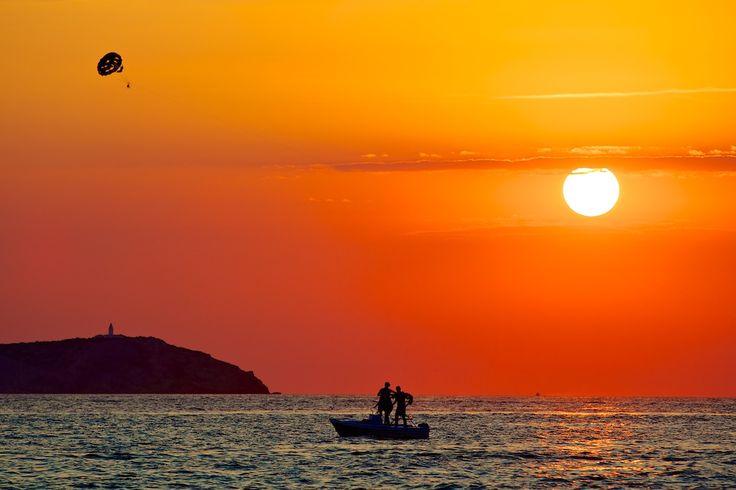 Puesta de sol desde Sant Antoni, Ibiza   Joan Vendrell