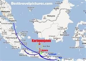So I changed my mind - this now is where I'm going for my big diving trip:  karimunjawa - Bing Images