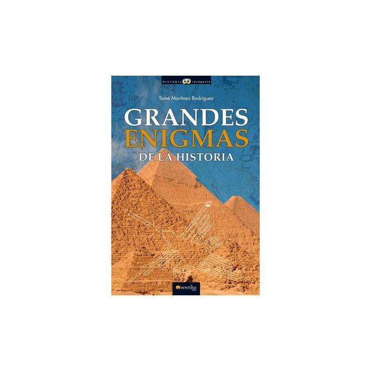 Grandes enigmas de la historia /Great Enigmas of History (Paperback) (Tome Martinez Rodriguez)