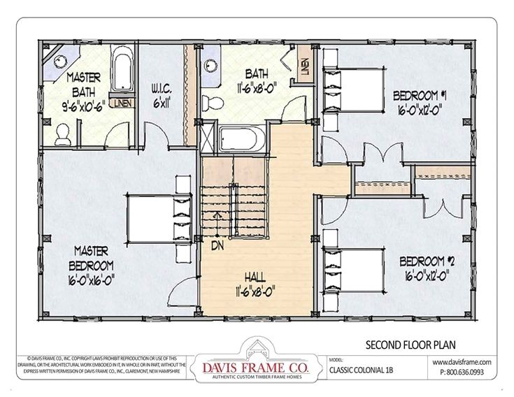 Barn House Plans Classic Colonial Layout 1b Davis Frame Home Addition Plans Floor Plans Ranch Floor Plans