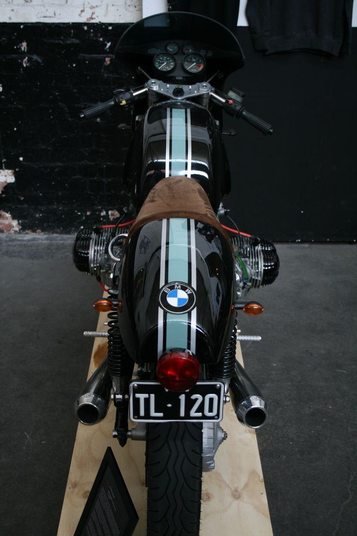 BMW Cafe Racer - OSB 2012