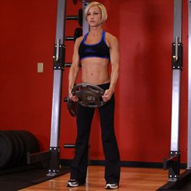 Jamie Eason shoulder workout moves. Love her! Off to try this workout now!