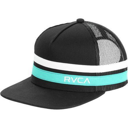 8c9ad7d5e69 RVCA Right On Trucker Hat