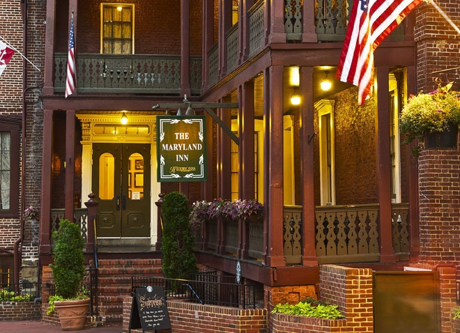 Historic Inns Of Annapolis Hotel Maryland