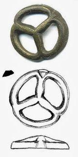 Szíjelosztó karika (Tuzsér-Boszorkány-hegy, 6. sír) - Hagyomány és múltidéző
