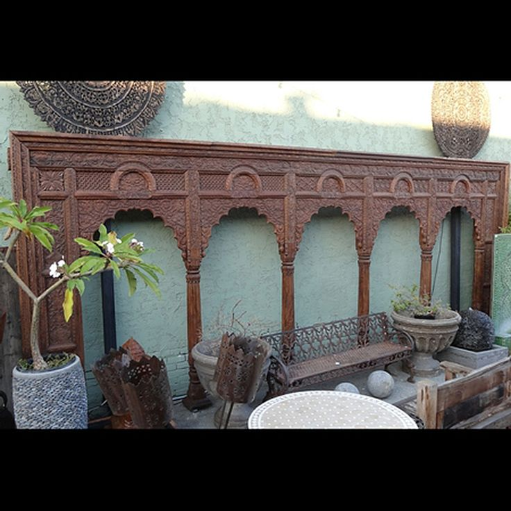 Come Shop This Look At Mix Furniture!! Antique Rajasthan Archway.