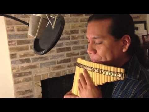 The Beatles - Let it be - Panflute - Eduardo Garcia - YouTube