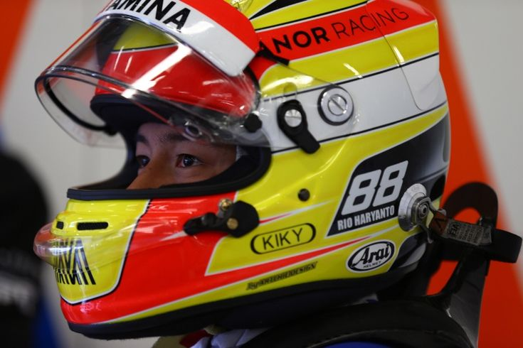 18.03.2016 - Free Practice 1, Rio Haryanto (IND) Manor Racing MRT05