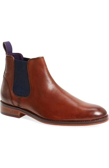 Ted Baker London 'Camroon 4' Chelsea Boot (Men) available at #Nordstrom