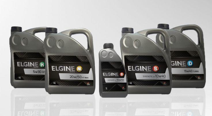 4 λιπαντικά ELGINE έλαβαν έγκριση με «αστέρι» #lubricants #productdesign #packaging