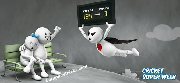 get Cricket Score Updates... make Vodafone Zoo Zoo Cricket Scorekeeper.