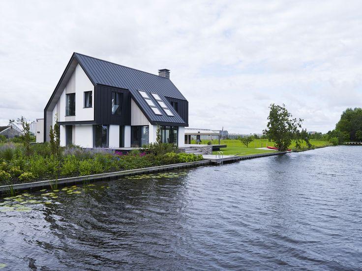 106 beste afbeeldingen van huis ontwerp buitenkant ramen en facades - Ontwerp buitenkant ontwerp ...