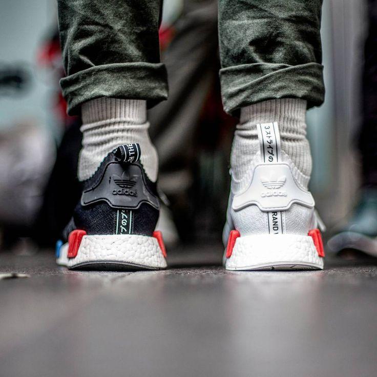 adidas NMD Primeknit OG Restock TheShoeGame
