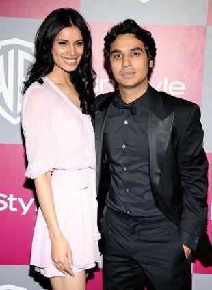 Big bang theory star kunal nayyar bollywood wedding dresses